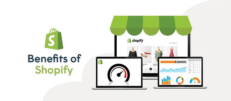 10 Benefits of Shopify for eCommerce Development